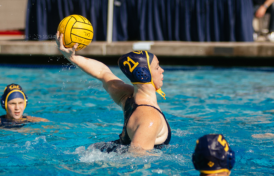 No. 4 Cal women's water polo unable to take down No. 1 ...
