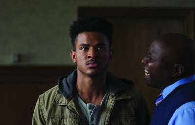"""Burning Sands"" 