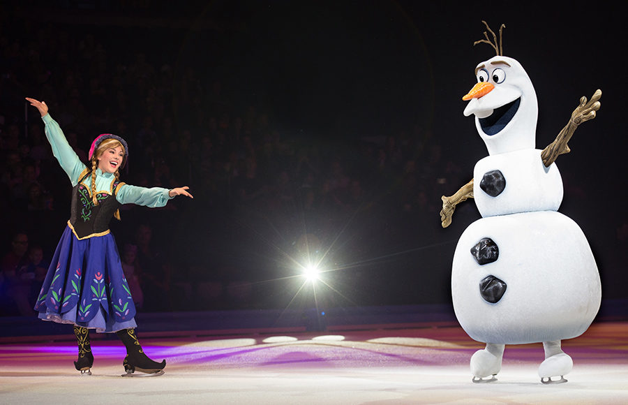 Image result for frozen disney on ice