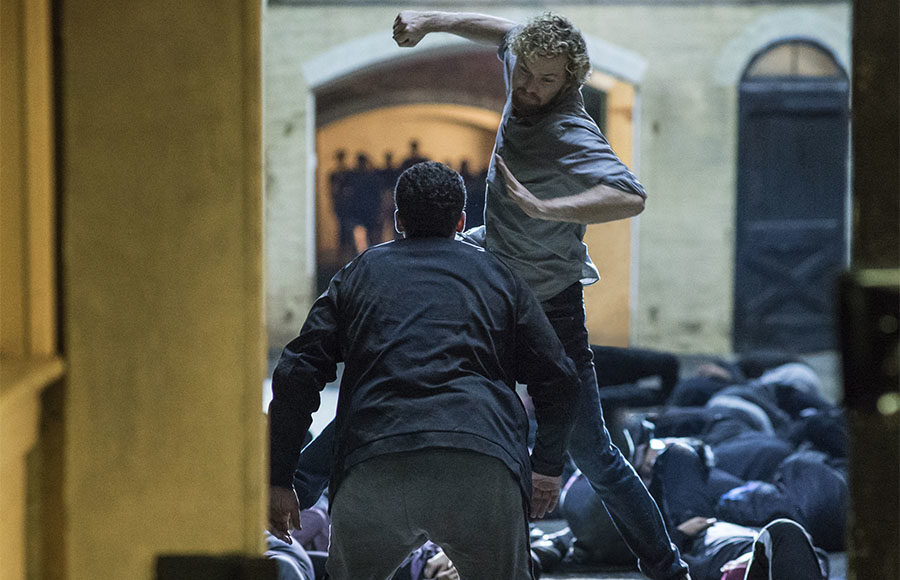 'Iron Fist' whitewashing controversy: Marvel comic creator doesn't see the problem