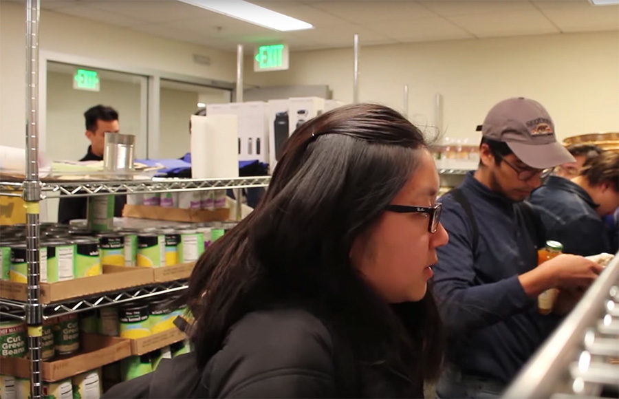 UC Berkeley Food Pantry provides emergency help for food insecure