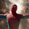 """A screengrab of a Facebook-formatted trailer for """"Spiderman: Homecoming"""""""