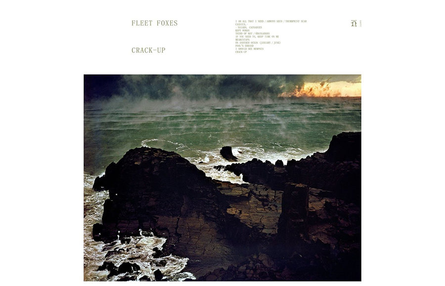 Fleet Foxes Crack Up | Nonesuch Records Grade: B-