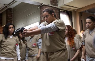 """Orange is the New Black"" 