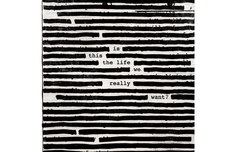 Roger Waters Is This The Life We Really Want? | Columbia Records Grade: B