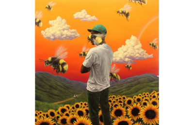 Tyler, The Creator Flower Boy | Columbia RecordsGrade: 4.0/5.0