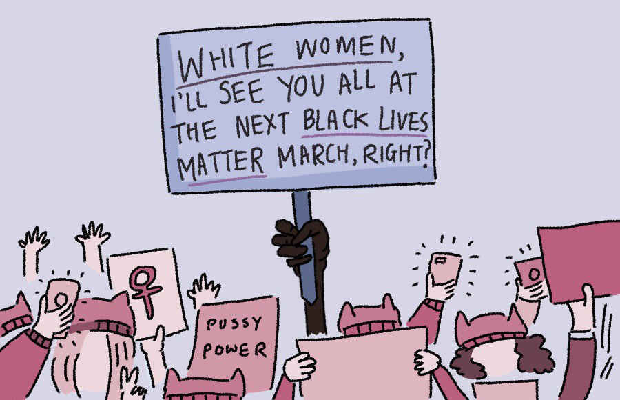 Why I didn't go to the Women's March