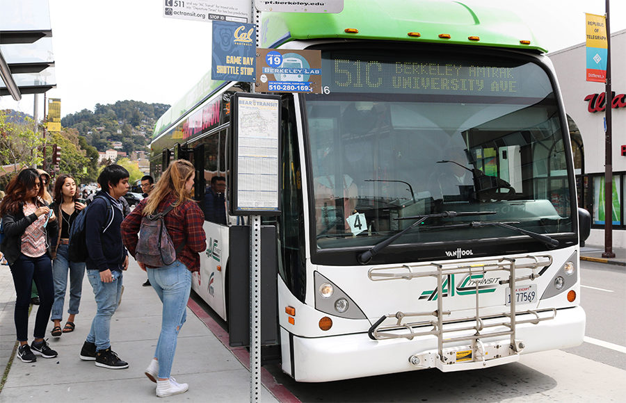 Ac Transit Opens New 51c Bus Route To Take Students