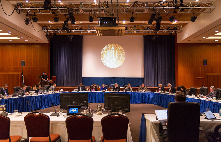 UC Board Of Regents Approve Increase In Nonresident Tuition
