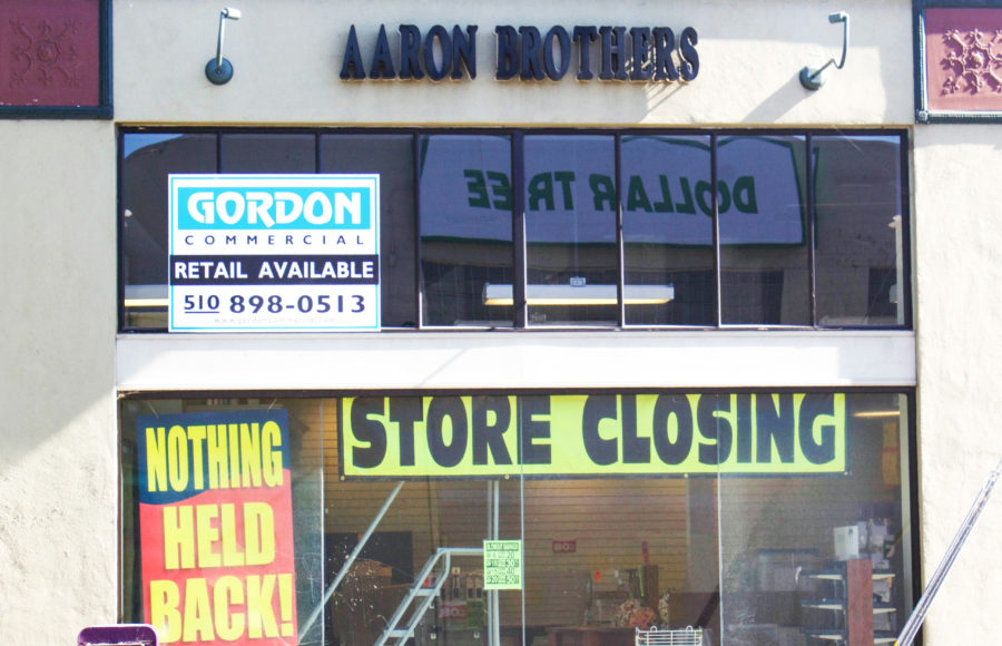 Aaron Brothers to to be integrated into Michaels, close Berkeley ...