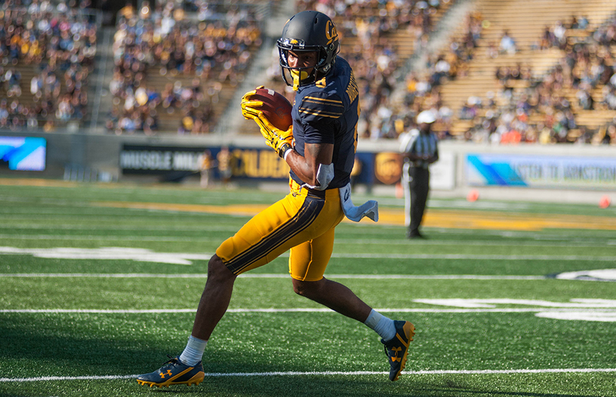 Star wide receiver, Demetris Robertson, to announce landing spot after leaving Cal football