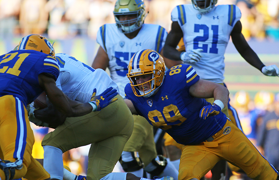 From bad to worse to ugly: Bruins blow out Bears on homecoming weekend, 37-7