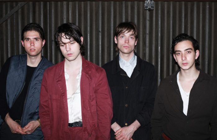 Iceage brings heat at Great American Music Hall