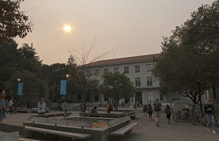 Cal basketball game canceled due to air quality amid fire