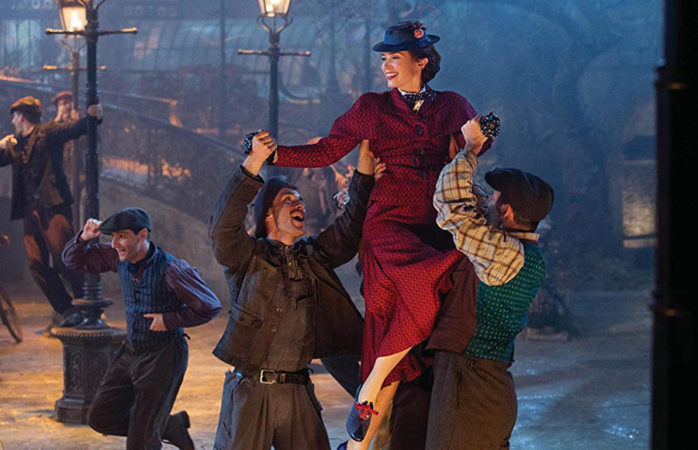 Satisfying 'Mary Poppins Returns' is anything but 'stuff and nonsense'