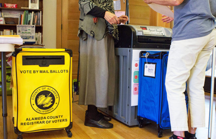 Midterm turnout surpasses previous years, official results say