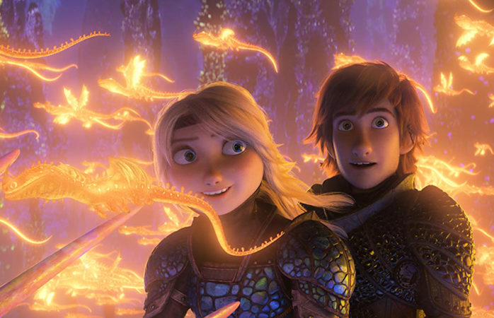 'How to Train Your Dragon: The Hidden World' bids franchise fitting, if underwhelming, farewell