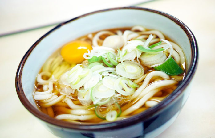 Combat the cold with our delicious udon noodle soup recipe