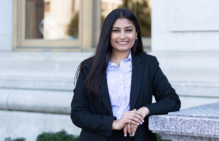 UC Berkeley sophomore Sumrit Grewal announces independent candidacy for ASUC Senate