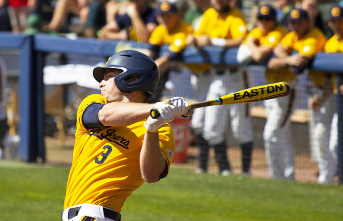 Cal baseball looks to find its rhythm against Oregon State