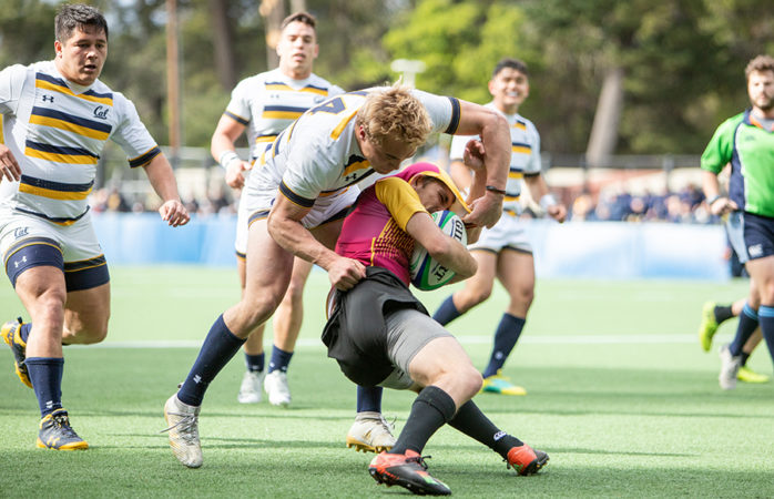 Cal rugby faces busy weekend, including Homecoming