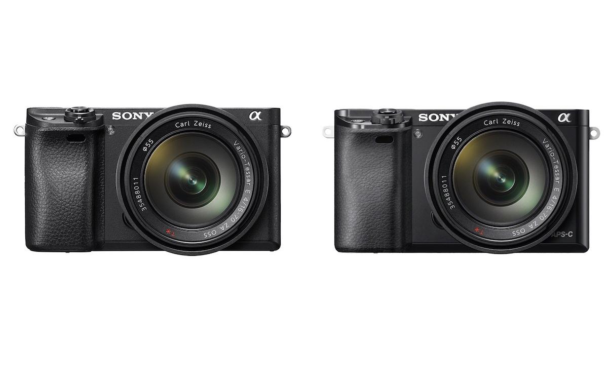 Fullsize Of Sony A6000 Vs A6300