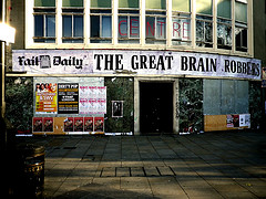 Fail Daily Great Brain Robbery banner 2, conde...
