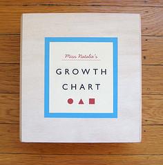 Miss Natalie's Growth Chart