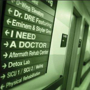 I Need a Doctor (Photo credit: Wikipedia)