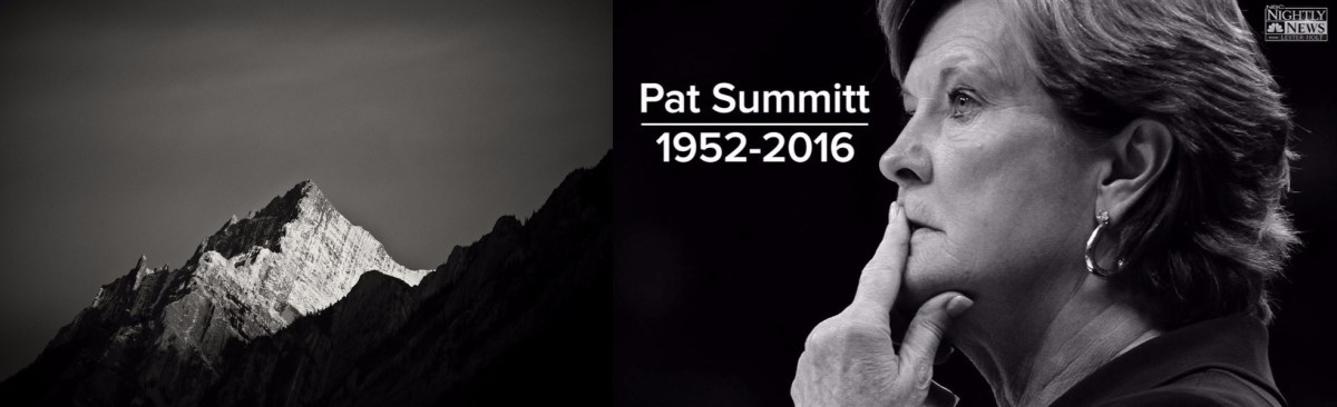 You Summit When You Should Submit