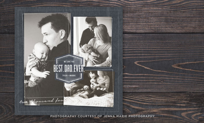 Photographer Collage Storyboard / Blog Board Father\u0027s Day