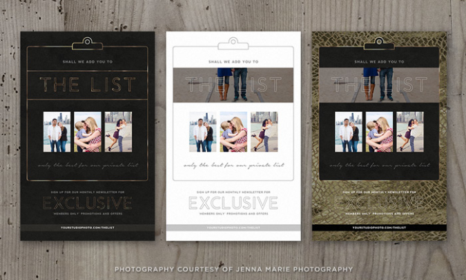 photographer templates Archives - Online Photography Templates