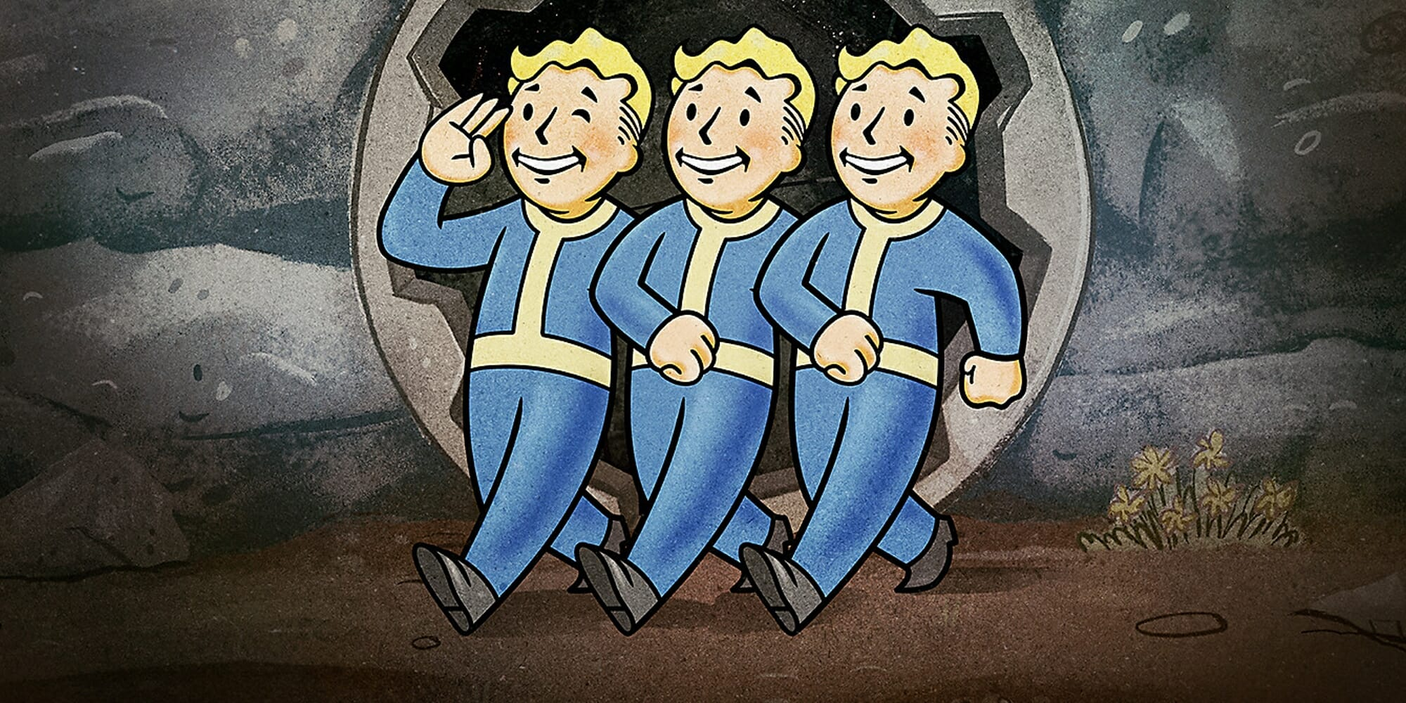 Fall Out Boy Game Wallpaper Fallout 76 Bethesda Bug Literally Deletes Your Game