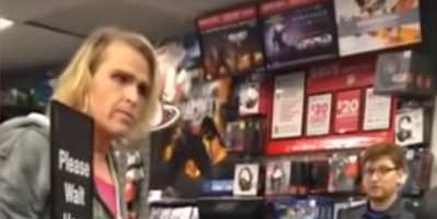 Video of Trans Woman Being Misgendered at Gamestop Goes Viral