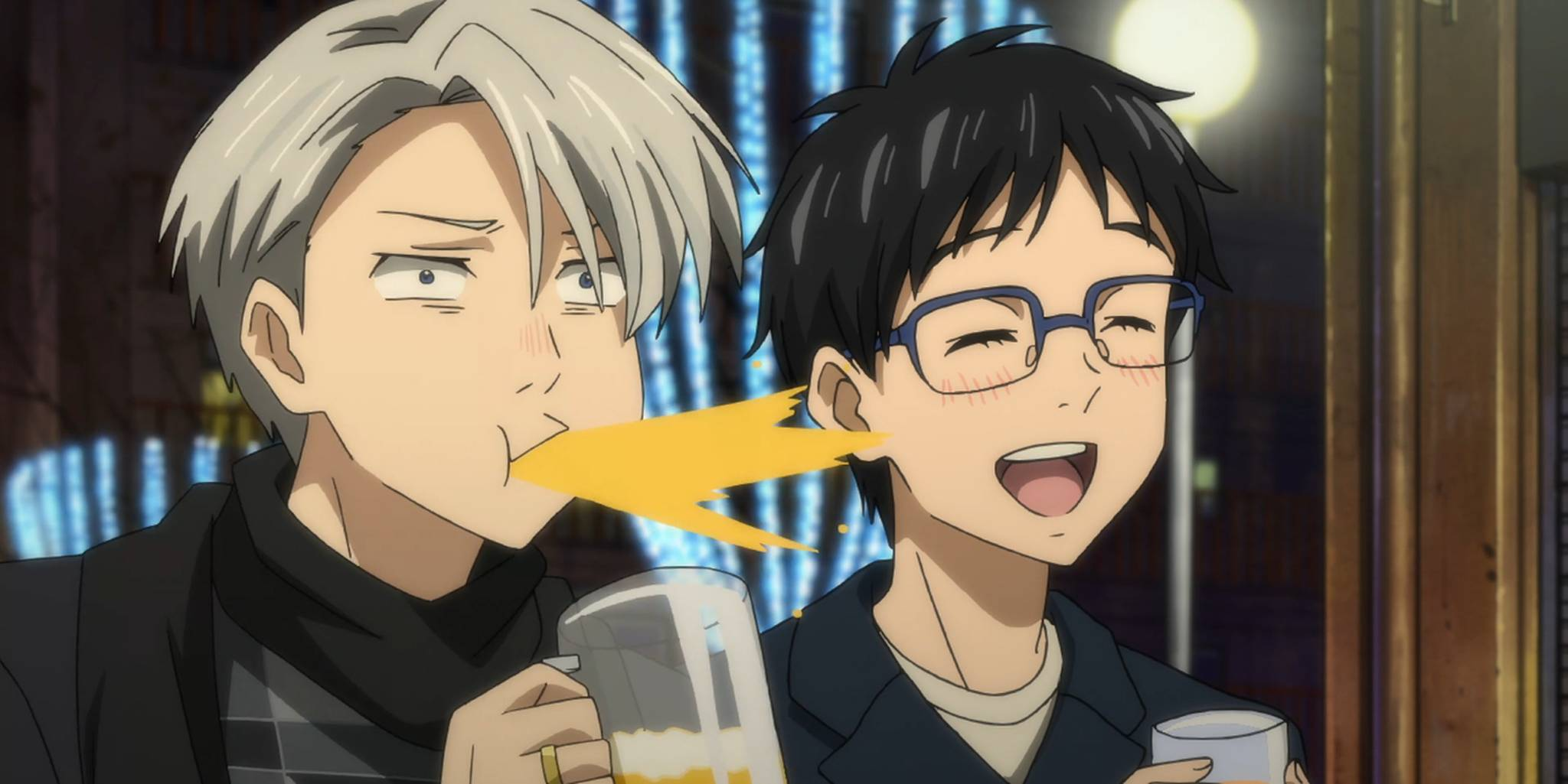 Falling Hair Haircut Wallpaper Why Yuri On Ice Is One Of The Best Shows Of 2016