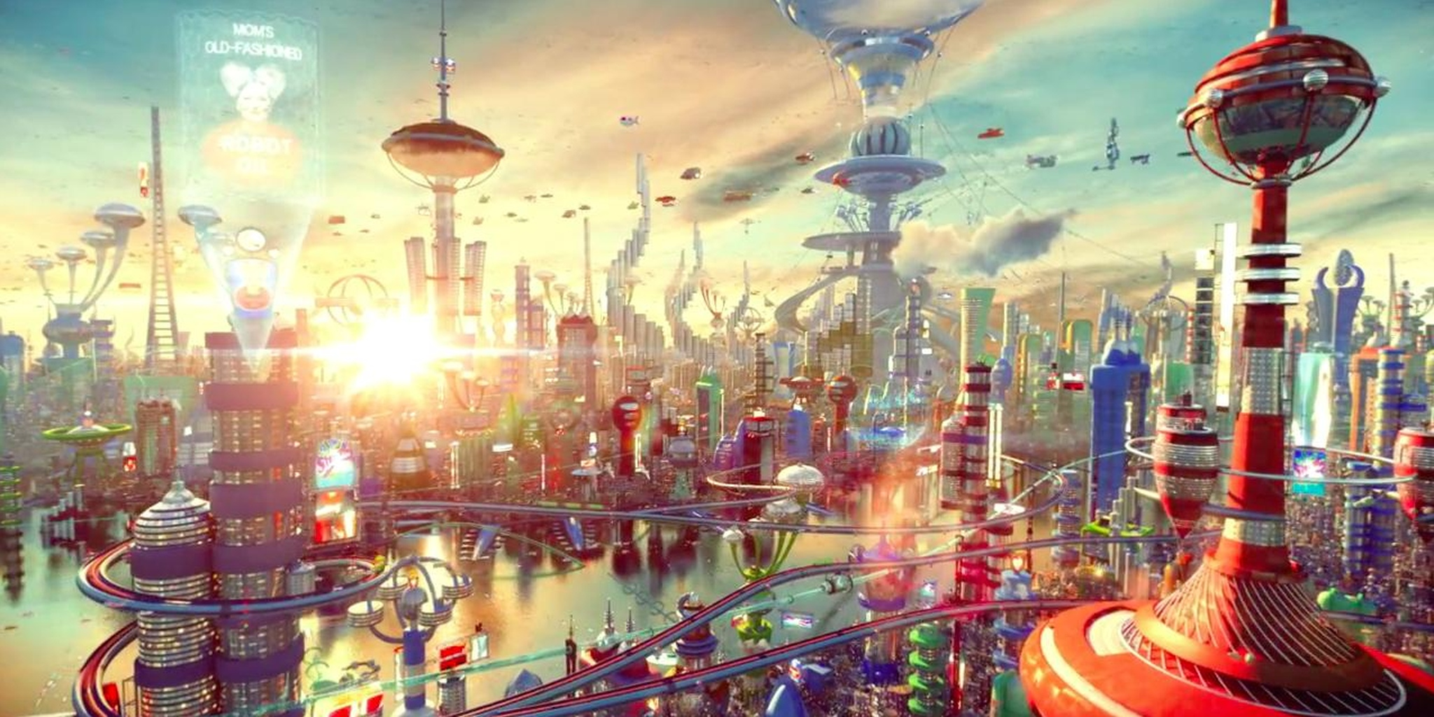 3d Wallpaper New York City 3d Futurama Is The Best Thing You Ve Seen Since Actual