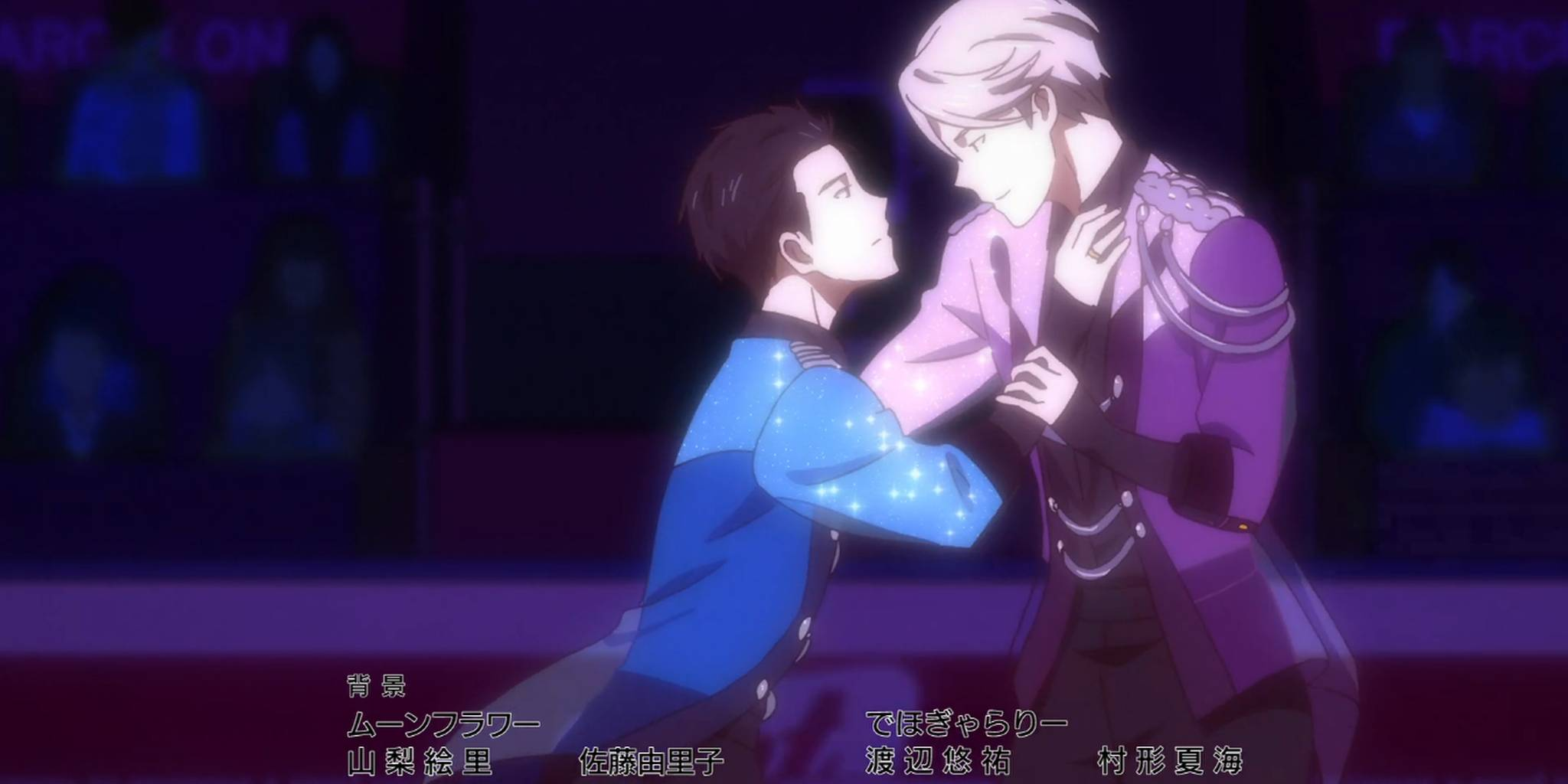 Cute Lovable Couple Wallpapers Yuri On Ice Ended Its First Season On A Perfect Note