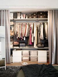 7 Ideas to transform a spare room into a closet - Daily ...