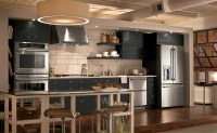 Working the industrial chic kitchen look - Daily Dream Decor