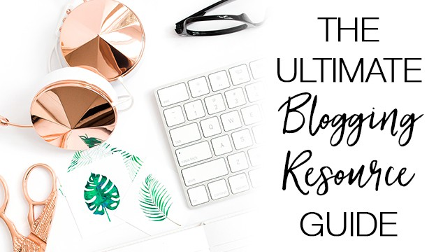 The Ultimate Blogging Resource List - The Daily Femme - phone list templates
