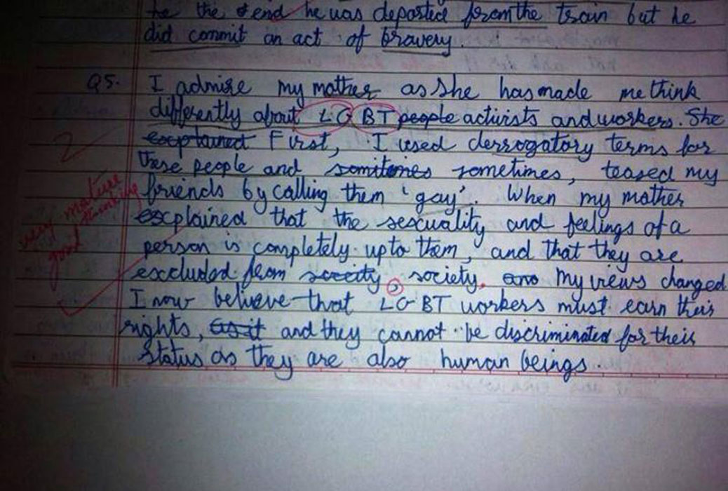Essay about the person i admire most my mother College paper - people i admire essay
