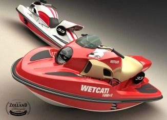 Wetcati