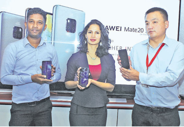 HUAWEI Introduces Mate 20 Series in Sri Lanka Daily News