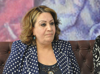 Tahani El-Gebali -DNE archive