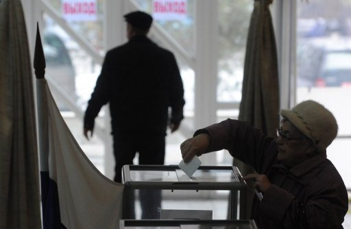 The move may harm NGOs that depend on USAID funding, including vote monitor Golos AFP Photo / Vyacheslav Oseledko