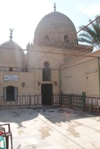 Ibn El-Farid's mosque Abdel-Rahman Sherief