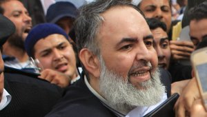 Salafi preacher and former presidential candidate Hazem Salah Abu Ismail  (AFP Photo)