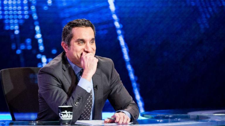 Comedian and satirist Bassem Youssef (Public Domain Photo)