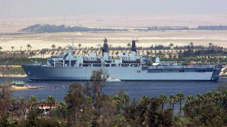 The projects included the development of the Suez Canal region (AFP photo)