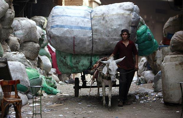 Upper Egypt Economic Summit will shed the light on investment opportunities in the poorest governorates in the country(AFP Photo)